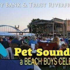 Enjoy a Beach Boys Bash with Riverfront Pops!