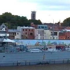 USS LST 325 Making a Stop in the Quad Cities!