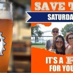 Get Your Brew Ha Ha On this Weekend!