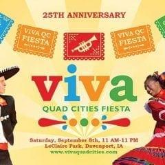 VIVA Quad Cities Celebrating 25th Anniversary!
