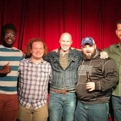 QC Scene Checks Out The Speakeasy Stand Up Competition