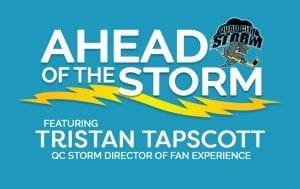 Ahead of the Storm: Episode 2 - Tristan Tapscott