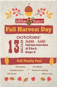 Celebrate the Season at Freight House's Fall Harvest Festival!
