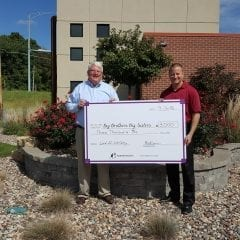 Local 25 Golf Outing Raises $3,000 for Big Brothers Big Sisters of the Mississippi Valley