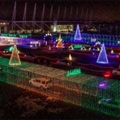 Drive-Thru Animated Light Show Coming to Quad Cities!