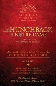 The Hunchback of Notre Dame Takes the Spotlight!