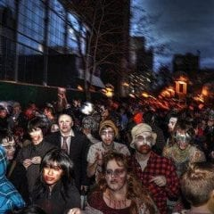 Zombie Crawl Your Way Along Route 84