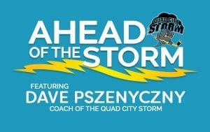Ahead of the Storm: Episode 1 - Dave Pszenyczny