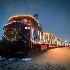 Canadian Pacific Holiday Train Making Stop in Quad Cities!