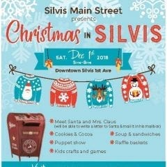 Celebrate Christmas in Downtown Silvis!