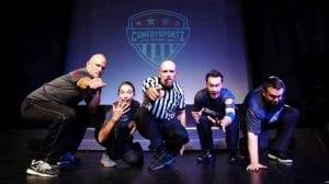 ComedySportz Classic Celebrates The Establishment's 8th Anniversary!