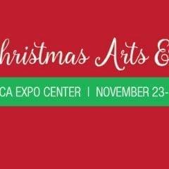 29th Annual Quad City Christmas Arts & Craft Fair This Weekend!