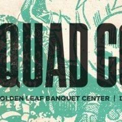 Quad Con Returns to Davenport!