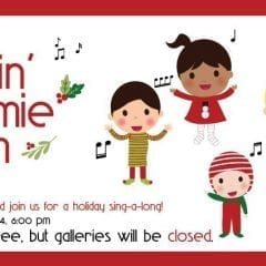 Have a Jinglin' Jammie Jam at Family Museum!