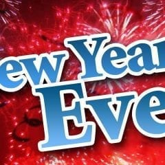 New Year's Eve Bash at Mississippi Valley Fairgrounds!