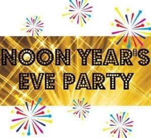 Celebrate Noon Year's Eve at Backyard Bowl!