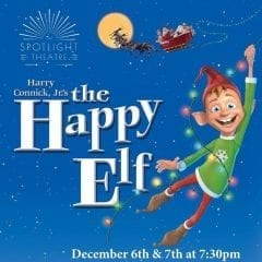 Jazz Up Your Holiday Season with The Happy Elf