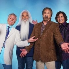 The Oak Ridge Boys Bringing Christmas Tour to Adler Theatre