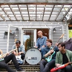 Foxholes and Plunkett Live at Triple Crown Whiskey Bar & Raccoon Motel