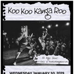 Koo Koo Kanga Roo Bouncing into Village Theatre