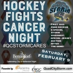 Join Local Organizations as They Stick It to Cancer!