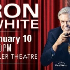 Ron White Coming to Adler Theatre!