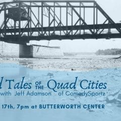 Twisted Tales of the Quad Cities