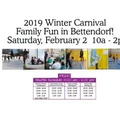 Get Out and Have Some Fun at the 3rd Annual Winter Carnival in Bettendorf!