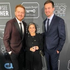 Quad Cities' Beck And Woods Win Critics' Choice Award For 'Quiet Place'