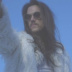 Former Lead Singer of The Whigs, Parker Gispert, Brings Psychedelic Bliss to Quad Cities