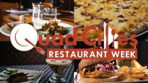 Restaurant Week Kicks Off Monday in the Quad Cities!