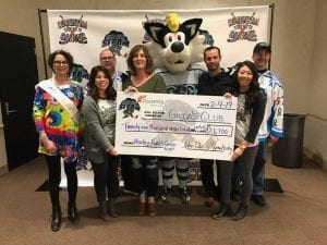 Q-C Storm Raises Over $20,000 To Fight Cancer