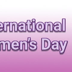 International Women's Day Is A Thing?