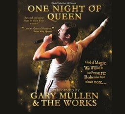 One Night of Queen, a Lifetime of Memories