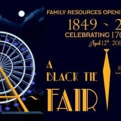 Partake in A Black Tie A-Fair at This Year's Opening Doors Gala