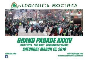 Attend the Only Bi-State St. Patrick's Day Parade in the Country Right Here in the Quad Cities!