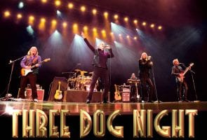 Have a Three Dog Night at the Adler!