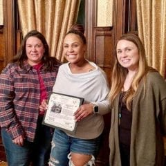 Broadway Beautification Awards Given For Rock Island Historic District
