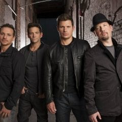 98 Degrees, On Tour and Heading to the Quad Cities!