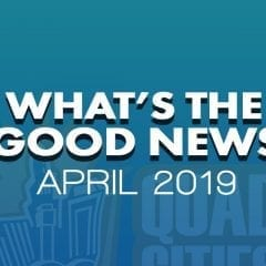 New Tripmaster, NPR For Local Band, Hug A Book, Tomfoolery And More In The Good News!