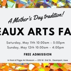 Celebrate Mother's Day at the Beaux Arts Fair!