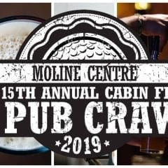 Cure Your Cabin Fever with a Pub Crawl!