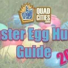 Quad Cities' Ultimate Easter Egg Hunt Guide!