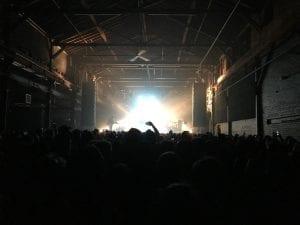 Bon Iver Enchanted Rust Belt Crowd