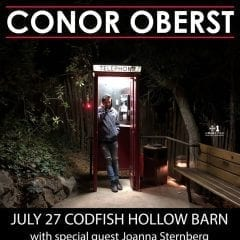Conor Oberst Returning To Codfish Hollow
