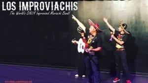 Los Improviachis Bring Cinco De Laughso To Speakeasy