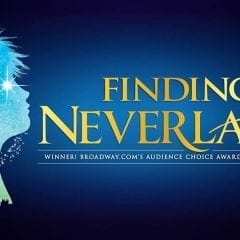 Finding Neverland at the Adler Theatre