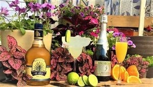 Mimosas and Margaritas with Mom at Corn Crib Nursery this Weekend