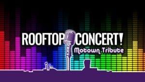 Motown Tribute Rooftop Concert at Putnam Museum