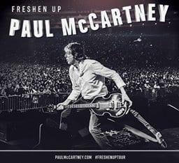 Freshen Up with Paul McCartney!